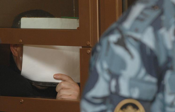 Предприниматель Владимир Барсуков (Кумарин)? обвиняемый в организации рейдерских захватов предприятий и объектов недвижимости в Санкт-Петербурге, в Мосгорсуде
