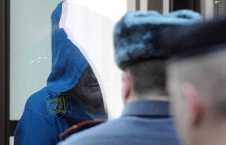 Оглашение приговора предпринимателю В.Барсукову в Мосгорсуде