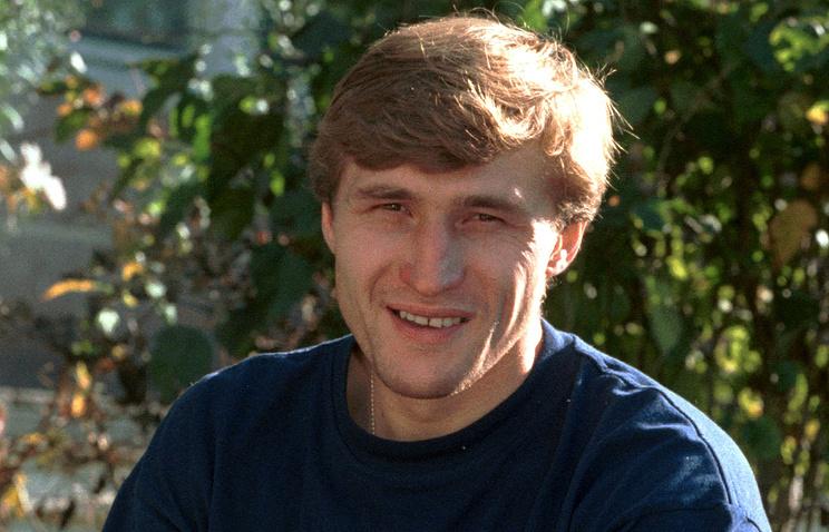 Олег Веретенников