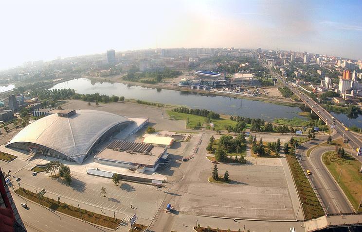 Вид Челябинска