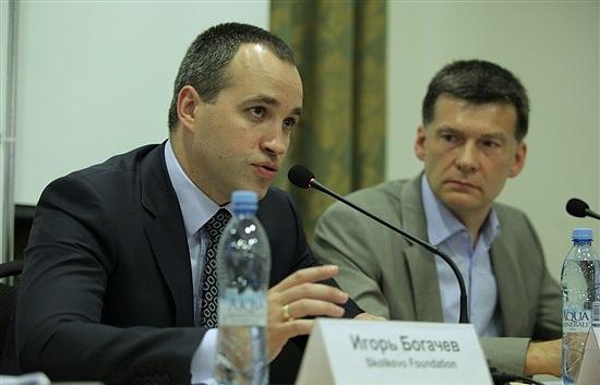 Игорь Богачев, Вице-президент, исполнительный директор кластера информационных технологий Фонда «Сколково»