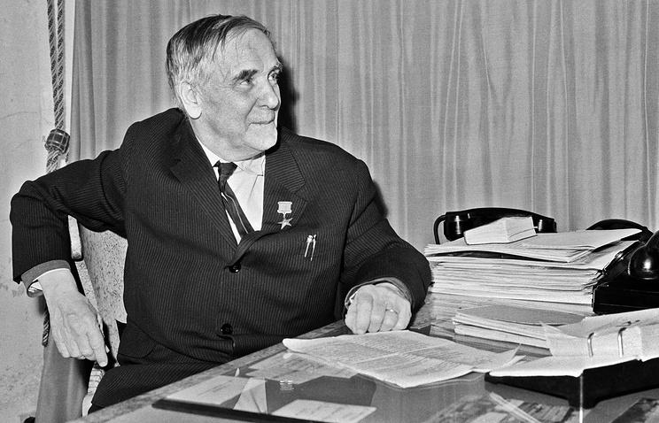 Петр Капица, 1964 год