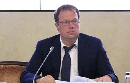 Первый заместитель секретаря Общественной палаты Российской Федерации Владислав Гриб