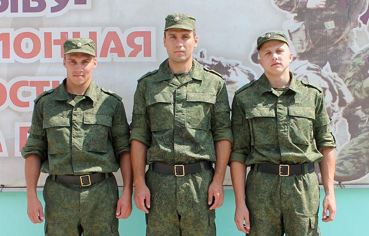 Александр Горбунов, Станислав Попов и Владислав Бадера (слева направо)