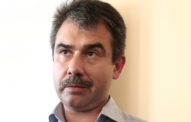 """Генеральный директор турфирмы """"Нева"""" Максим Пирогов"""