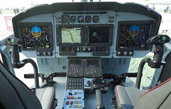 Интегрированный пилотажно-навигационный   комплекс КБО-62 для оборудования опытных вертолетов Ка-62 и проведения летных испытаний