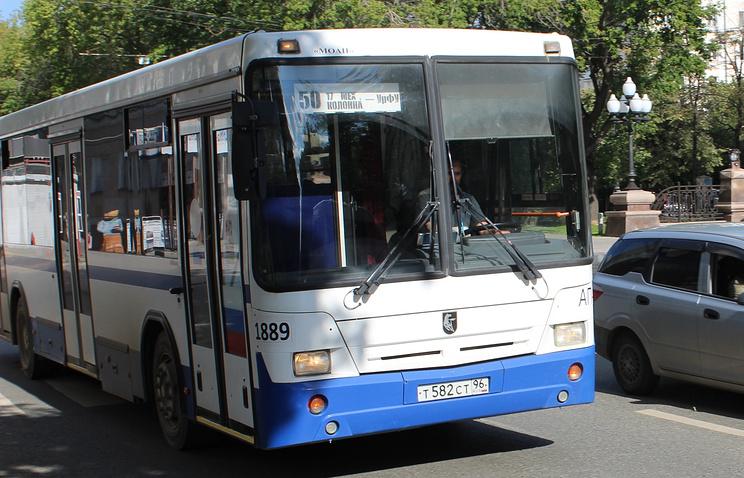 Муниципальный автобус