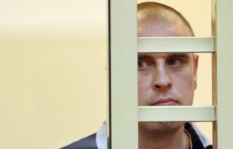 Сергей Курбатов во время оглашения приговора в Челябинском областном суде