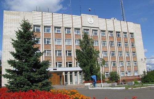 Здание администрации Тарского муниципального образования