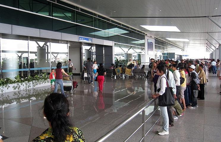 Международный аэропорт Хошимина