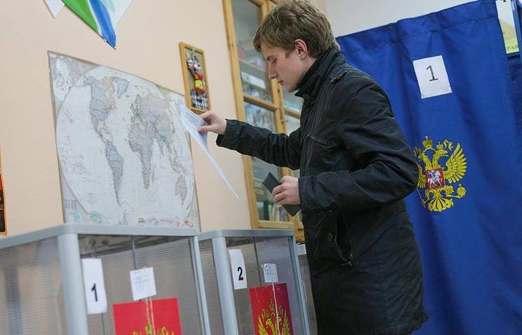 Голосование в Новосибирской области