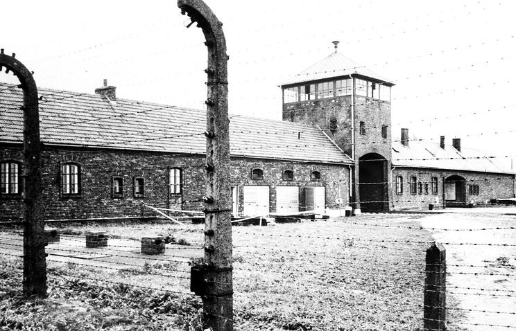 Освенцим. 1944 год