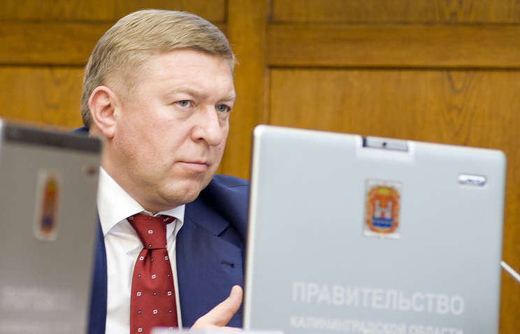 Глава Калининграда Александр Ярошук