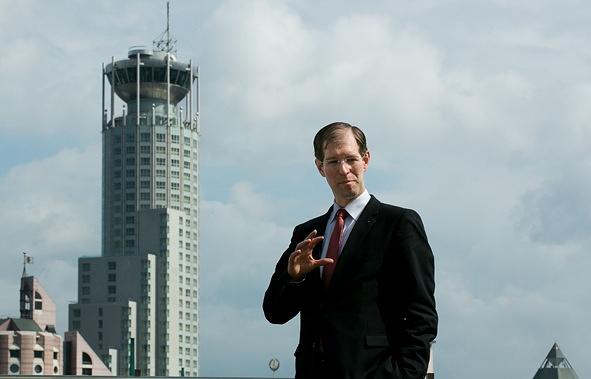 Руководитель и основатель Russia Consulting Group Ульф Шнайдер