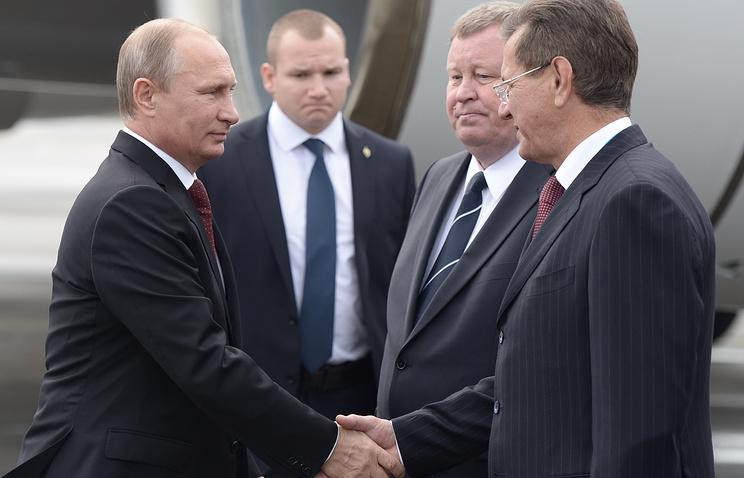 Владимир Путин принял участие в работе Каспийского саммита в Астрахани