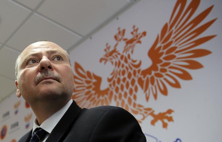Председатель КДК РФС Артур Григорьянц