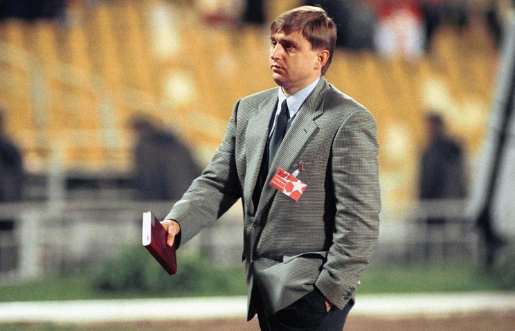 Федор Черенков. 1994 год