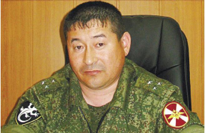 Серик Султангабиев