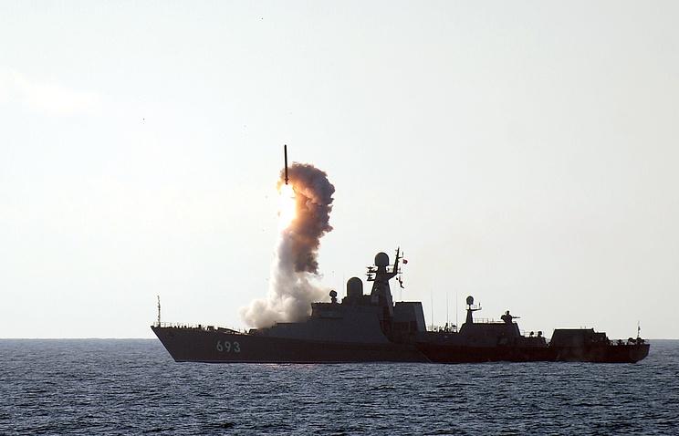 """Сторожевой корабль """"Дагестан"""" проекта 11661"""