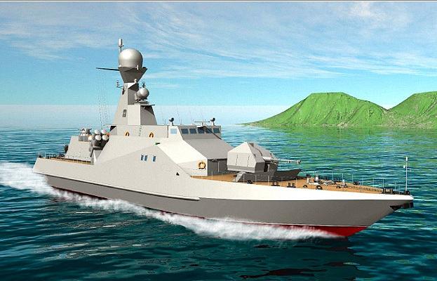 Патрульно-сторожевой корабль проекта ПС-500