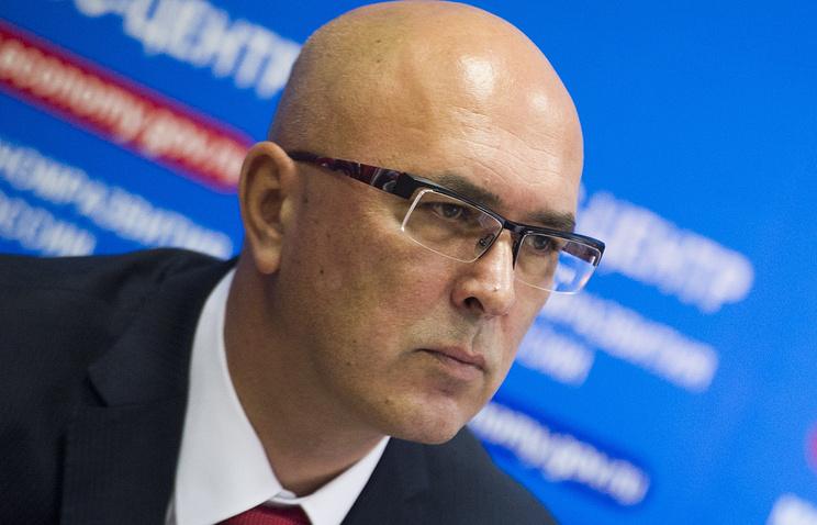 Заместитель министра экономического развития РФ Алексей Ведев