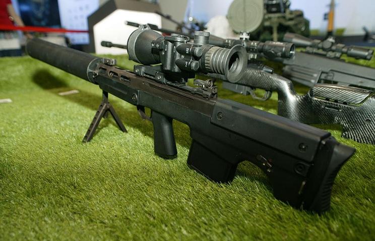 """Снайперская винтовка ВКС """"Выхлоп"""""""