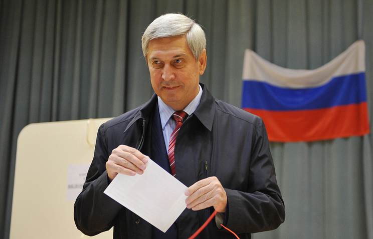 Первый вице-спикер Госдумы Иван Мельников