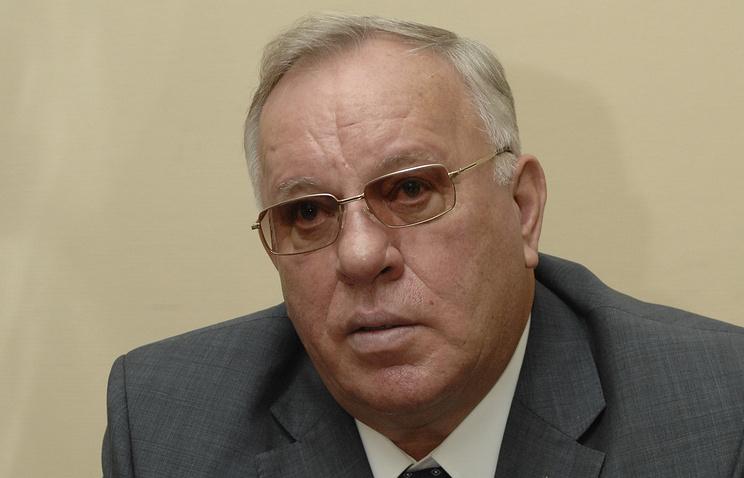Глава Республики Алтай Александр Бердников