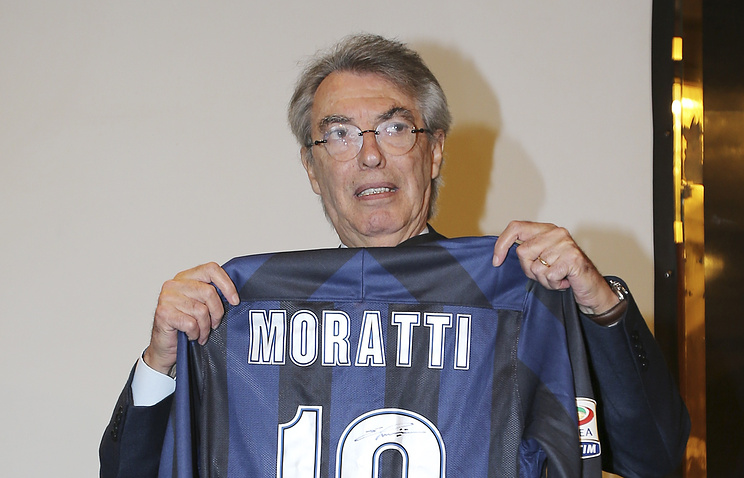 Массимо Моратти