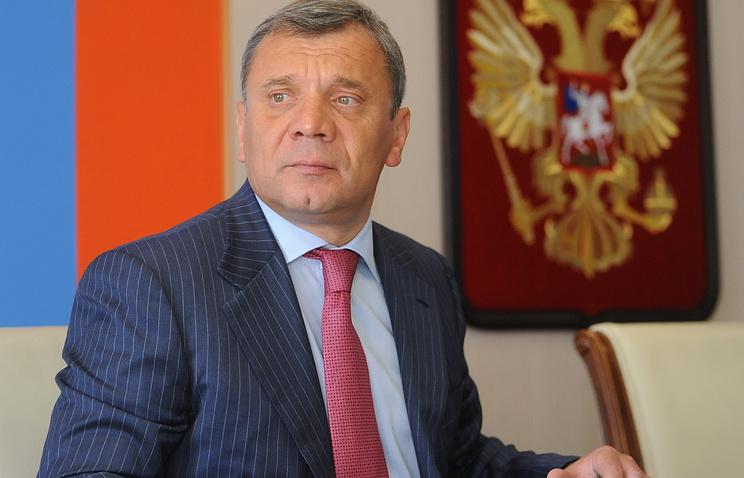 Юрий Борисов