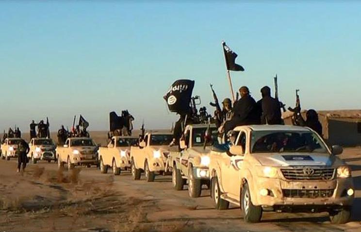 Участники организации Jabhat al-Nusra, Ирак
