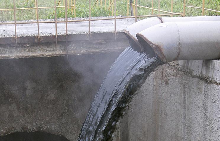 Очистка воды на станции аэрации