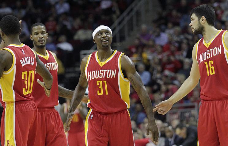 "Баскетболисты ""Хьюстона"""