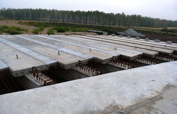 Строительство западного обхода в Омске