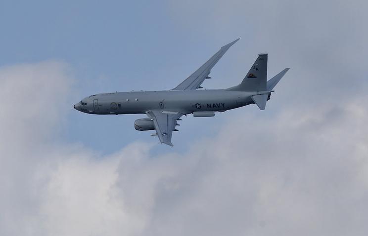 Boeing P-8