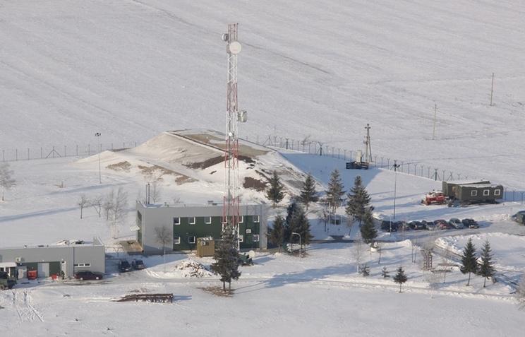 Радиолокационная станция ВВС Литвы