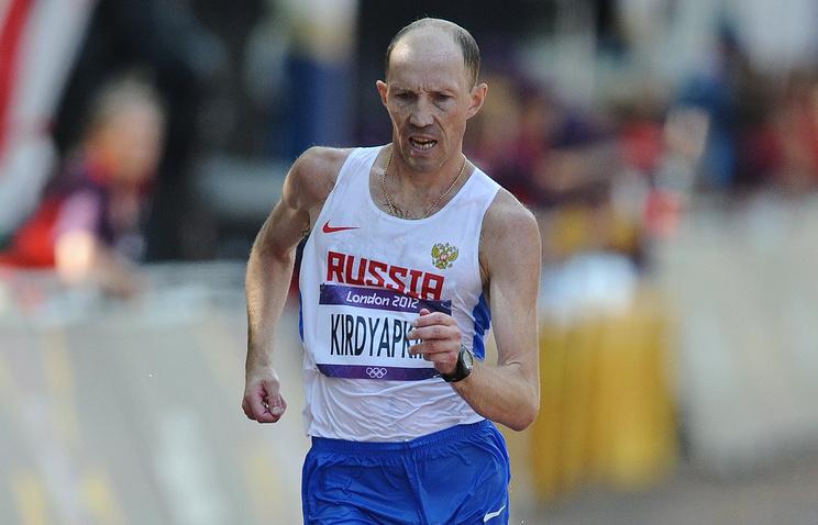 Сергей Кирдяпкин