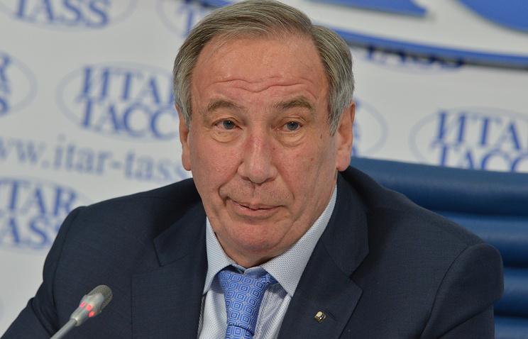 Шамиль Тарпищев
