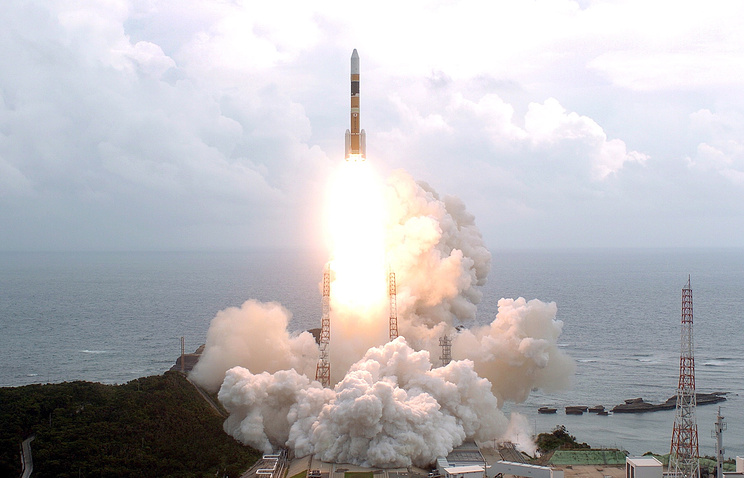 Аппарат будет запущен тяжелой ракетой Эйч-2А