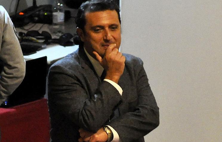Капитан потерпевшего крушение круизного лайнера Costa Concordia Франческо Скеттино