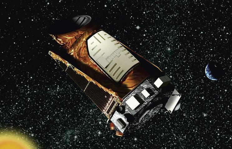 Телескоп NASA Kepler