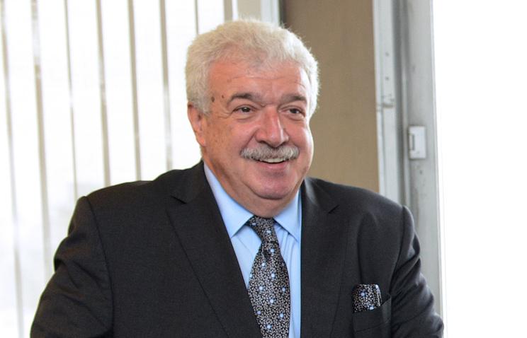 Первый заместитель генерального директора ТАСС Михаил Гусман