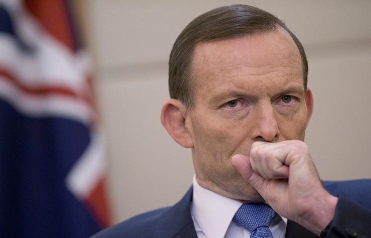 Премьер-министр Австралии Тони Абботт