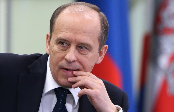 Директор ФСБ Александр Бортников