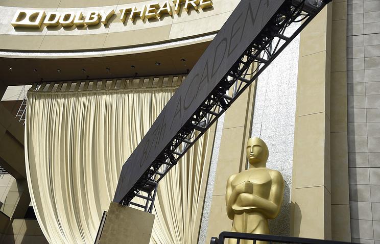 """Подготовка к 87-й церемонии вручения кинопремии """"Оскар"""" в Лос-Анджелесе"""
