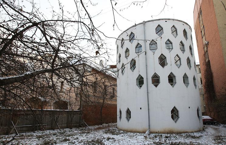 Экспериментальный дом-мастерская Константина Мельникова