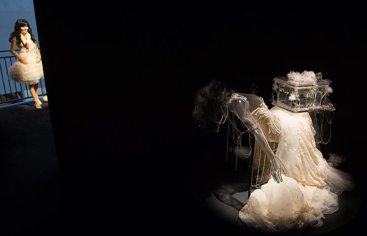 Выставка, посвященная творчеству Бьорк, в Нью-Йорке