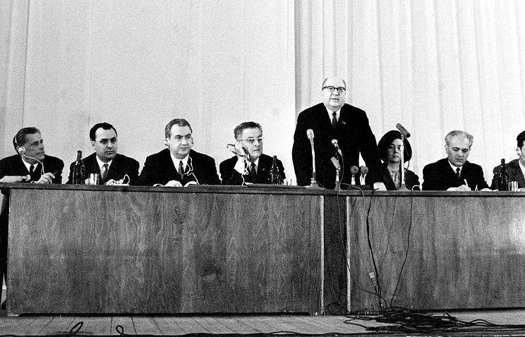 Генеральный прокурор СССР Роман Руденко