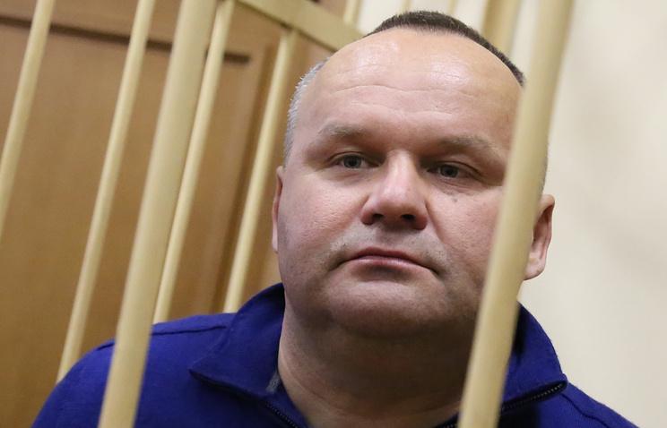 Юрий Ласточкин в Кировском районном суде Ярославля, 26 октября 2013 года