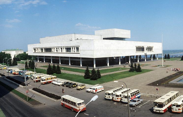 Ленинский мемориал, архив